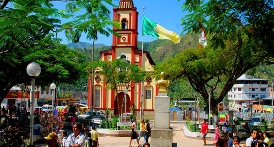 iglesia-la-merced-y-plaza-principal-de-chanchamayo