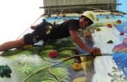 turista-practicando-rappel-en-chanchamayo