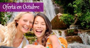 aventura y diversión en chanchamayo oferta octubre